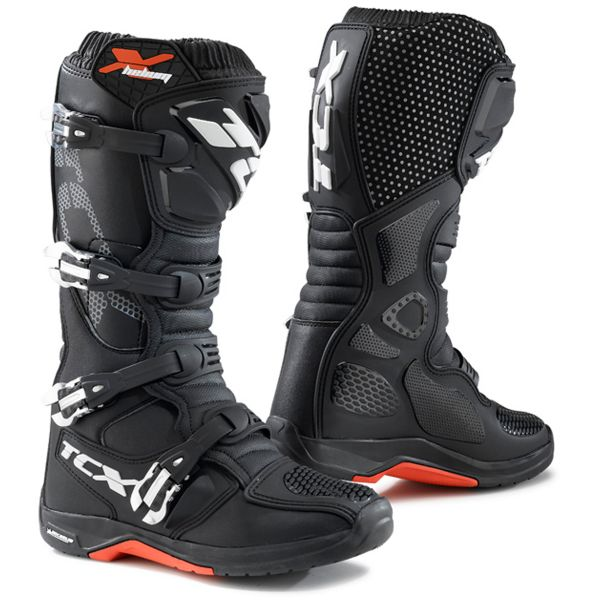 Bottes Cross TCX X-Helium Michelin Black