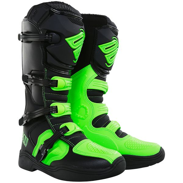 Bottes Cross SHOT X11 Neon Green