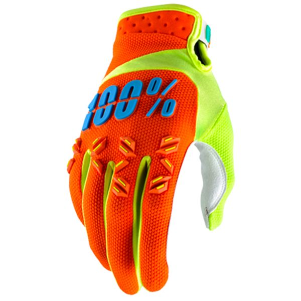 Gants Cross 100% Airmatic Orange Enfant