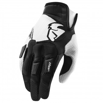 Gants Cross Thor Flow Noir