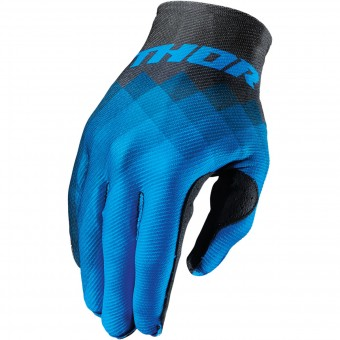 Gants Cross Thor Invert Pix Blue