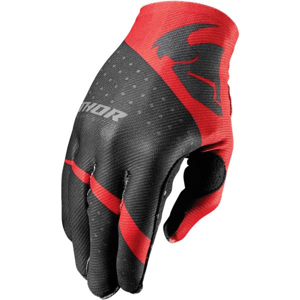 Gants Cross Thor Invert Rhythm Red