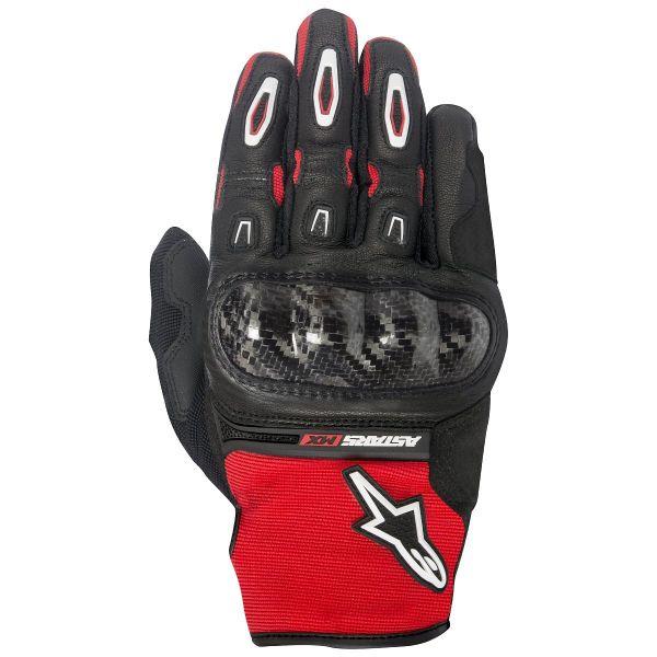 Gants Cross Alpinestars Megawatt Enduro Black Red