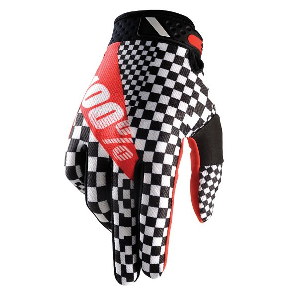 Gants Cross 100% Ridefit Legend