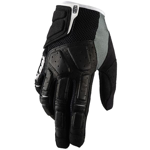 Gants Cross 100% Simi Black
