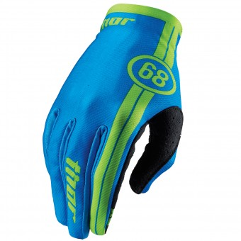 Gants Cross Thor Void Course Blue