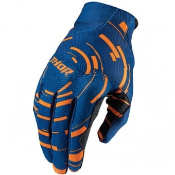 Gants Cross Thor Void Plus Circulus Flo Orange Enfant