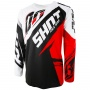 Maillot Cross SHOT Devo Fast Red Enfant