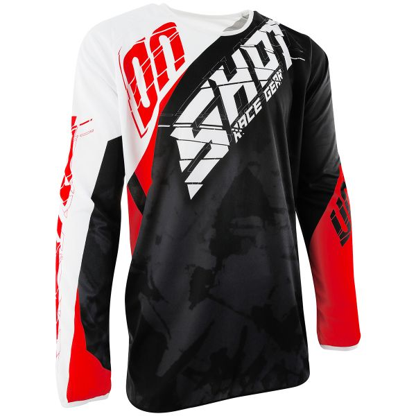 Maillot Cross SHOT Devo Squad Red