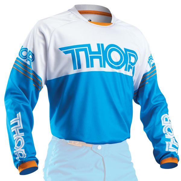 Maillot Cross Thor Phase Hyperion Blue Enfant