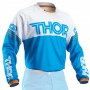 Maillot Cross Thor Phase Hyperion Blue White