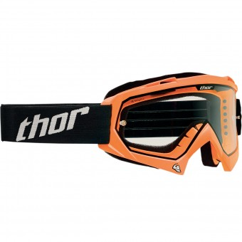 Masque Cross Thor Enemy Fluo Orange Enfant