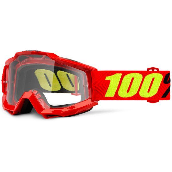 Masque Cross 100% Accuri Saarinen Clear