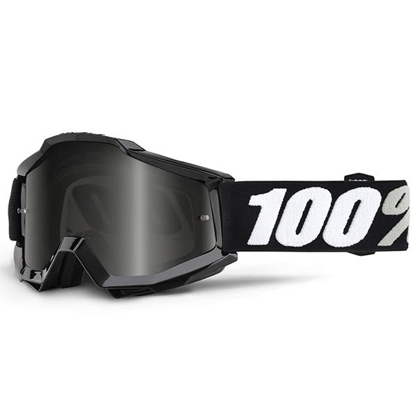 Masque Cross 100% Accuri Tornado Sand Grey Smoke Lens
