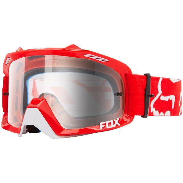 masque cross fox air defence race red 902 au meilleur prix. Black Bedroom Furniture Sets. Home Design Ideas