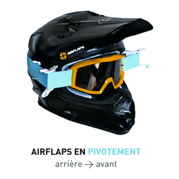SHOT Air Flap Systeme