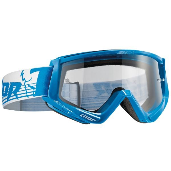 Masque Cross Thor Conquer Blue White