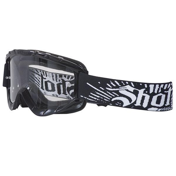Masque Cross SHOT Optimal Noir