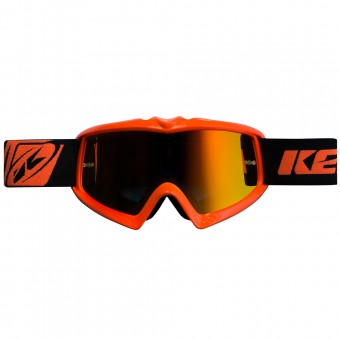 Masque Cross Kenny Performance Neon Orange Kid