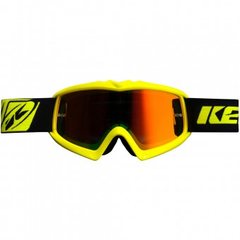 Masque Cross Kenny Performance Neon Yellow Kid
