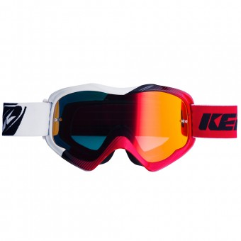 Masque Cross Kenny Performance White Red Black