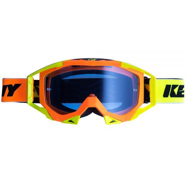 Masque Cross Kenny Titanium Neon Orange
