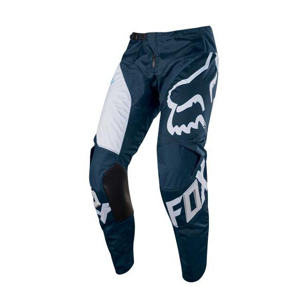 Pantalon Cross FOX 180 Mastar Navy Pant 007