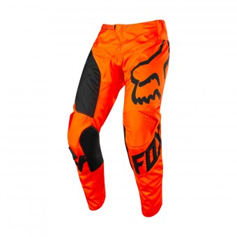 Pantalon Cross FOX 180 Mastar Orange Pant 009