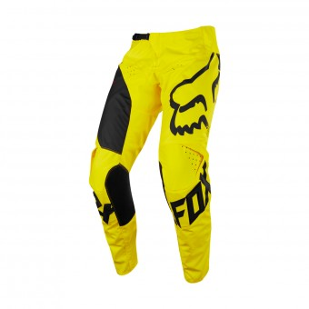 Pantalon Cross FOX 180 Mastar Yellow Pant 005