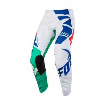 Pantalon Cross FOX 180 Sayak Green Pant 004