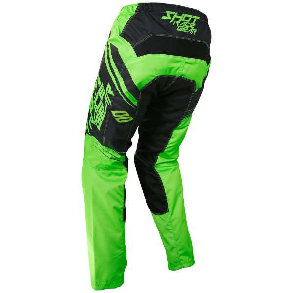 SHOT Contact Claw Neon Green Pant