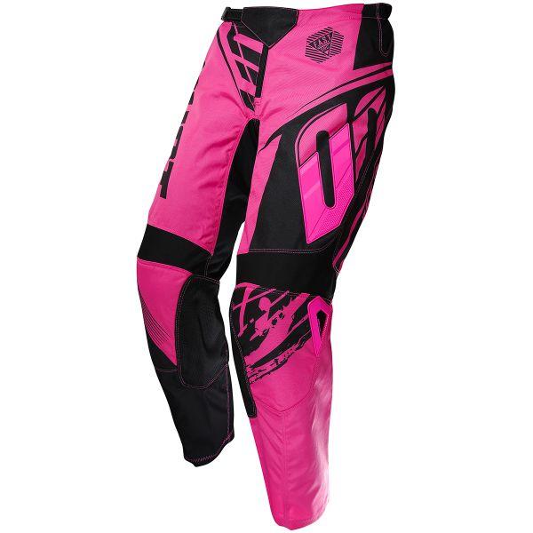 Pantalon Cross SHOT Devo Fast Neon Pink Pant Enfant