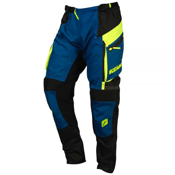 Pantalon Cross Kenny Enduro Blue Navy Pant