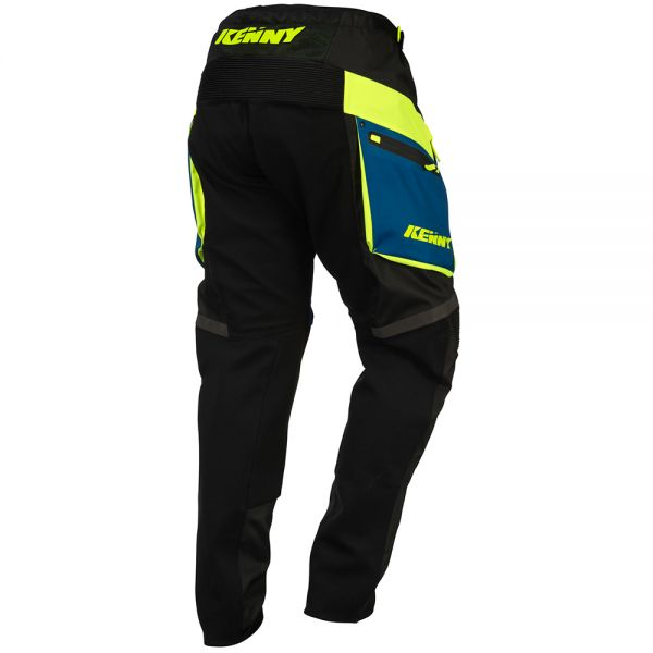 Kenny Enduro Blue Navy Pant