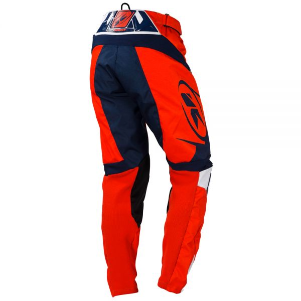 Kenny Performance Orange Blue Navy Pant