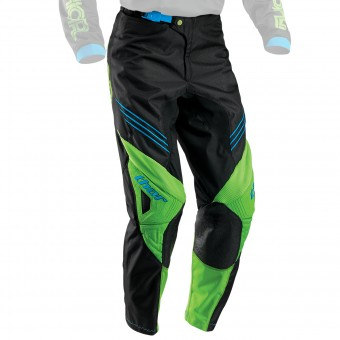 Pantalon Cross Thor Phase Hyperion Black Green Pant