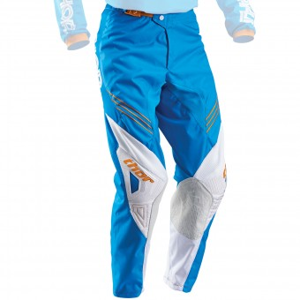 Pantalon Cross Thor Phase Hyperion Blue White Pant