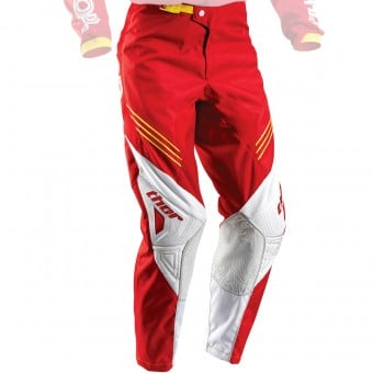 Pantalon Cross Thor Phase Hyperion Red Pant Enfant