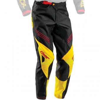 Pantalon Cross Thor Phase Hyperion Yellow Pant Enfant