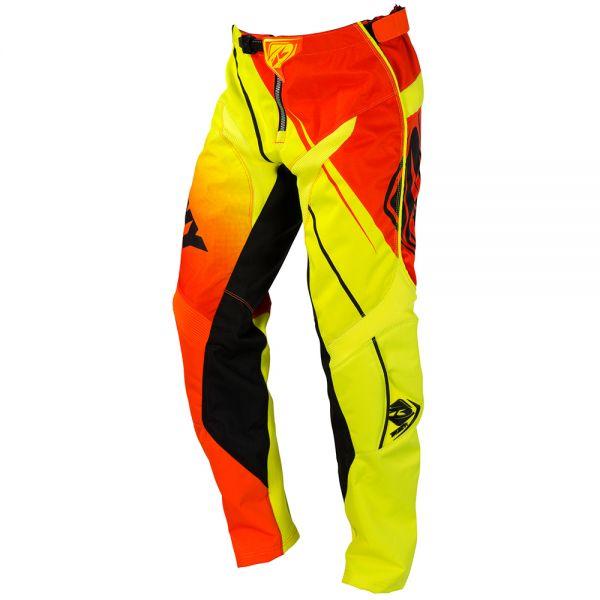 Pantalon Cross Kenny Track Neon Orange Yellow Pant