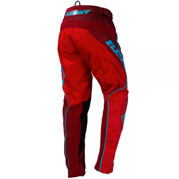Kenny Track Red Blue Pant
