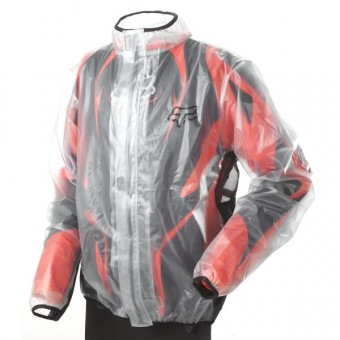 Veste Cross FOX MX Fluid Clear