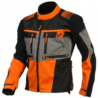 Veste Cross Kenny Enduro Orange Jacket