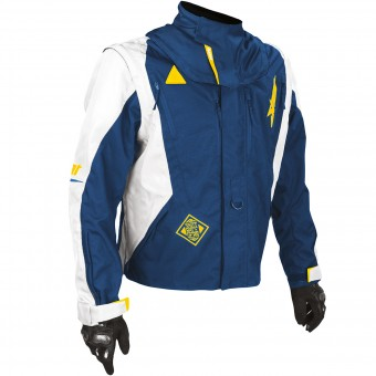 Veste Cross SHOT Flexor Advance Blue Yellow