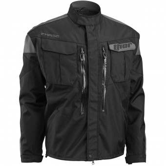 Veste Cross Thor Phase Jacket Black Charcoal