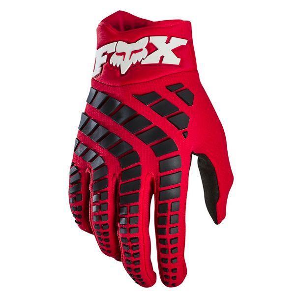 Gants Cross FOX 360 Glove Flame Red