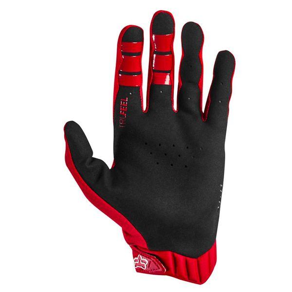 FOX 360 Glove Flame Red