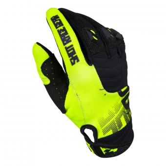 Gants Cross SHOT Contact Venom Yellow