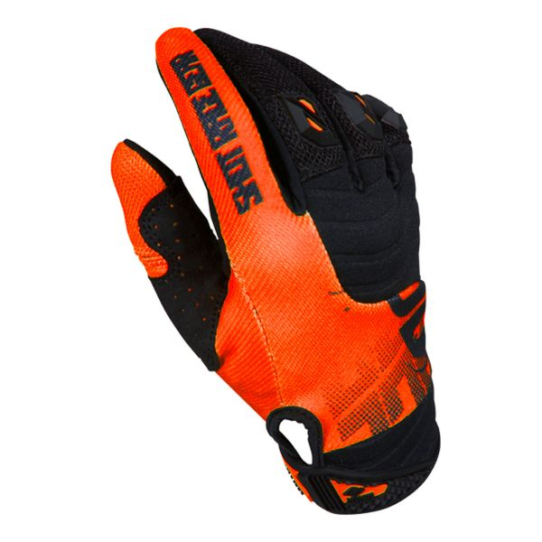 Gants Cross SHOT Contact Venom Orange