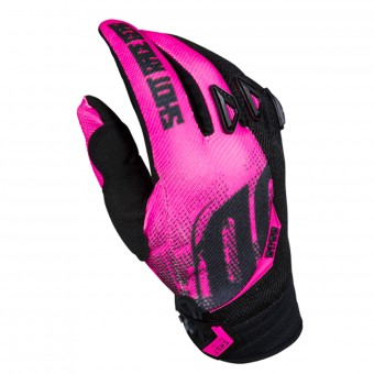 Gants Cross SHOT Devo Venom Pink Enfant
